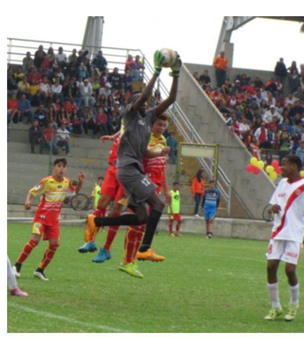 Bogotá vs Valle