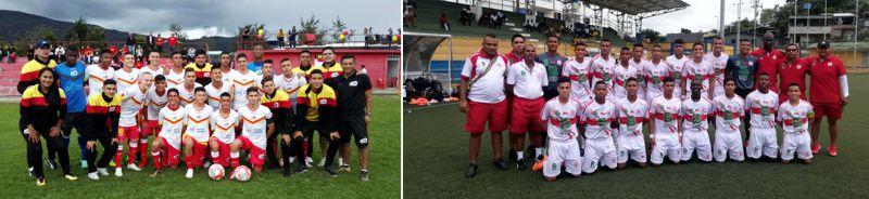 Bogotá y Atlántico fecha 1 semifinal 2019