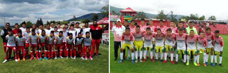 Bogota, Santander clasificados del grupo 5