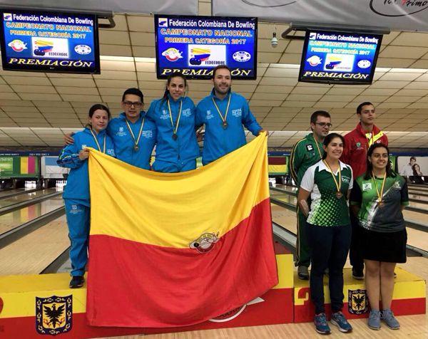 Bogota campeon nacional de bowling