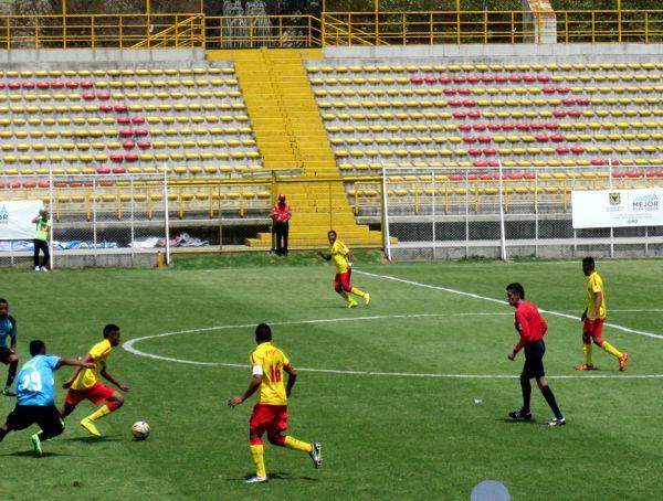 Bogota vs Equidad C Col