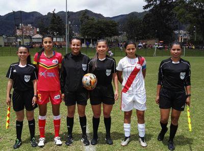 Bogota vs valle