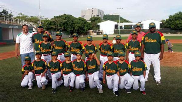 Bolívar campeón sub 10 2018