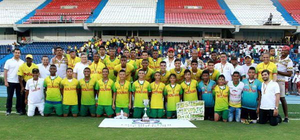 Bolivar Campeon