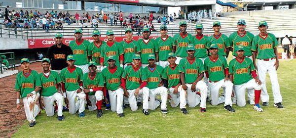 Bolivar Sub 15 Beisbol