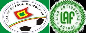 Bolivar y Antioquia 1 fecha semifianl