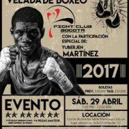 SÉPTIMA VELADA DE BOXEO FIGHT CLUB BOGOTÁ EN EL MARAMAOS