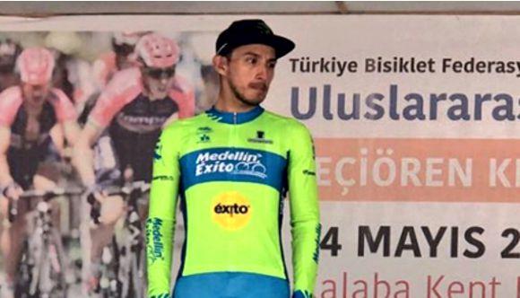 Brayan Ramírez Campeon Tour Ankara
