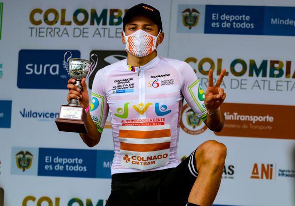 COLNAGO CM TEAM VICTORIOSO EN LA VUELTA DE LA JUVENTUD.