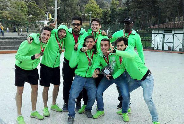 Bufalos - Campeón Hockey SP Bogotá Febrero