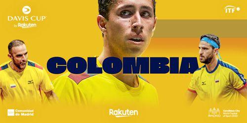 ¿QUIERES VER A COLOMBIA EN LAS FINALES DE LA COPA DAVIS? ¡YA PUEDES ADQUIRIR TUS ENTRADAS!