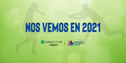 LA DAVIS CUP BY RAKUTEN FINALS SE POSPONE HASTA 2021