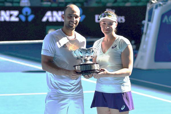 Cabal campeón Australian Open