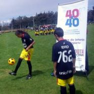 15 NIÑOS Y NIÑAS DE 40X40 VIAJARÁN A BARCELONA