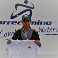 CARLOS SANTIAGO HERNÁNDEZ SE VISTE CON COLORES PORVENIR