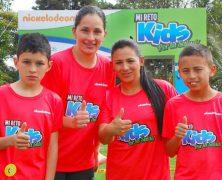 LOS HIJOS DE LOS CAMPEONES CORRERÁN EN MI RETO KIDS