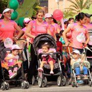 ESTE DOMINGO LA CARRERA DE LA MUJER BOGOTÁ 2014, ENTREGA INSCRIPCIONES GRATUITAS PARA LA CATEGORIA 2K – MAMÁS Y BEBES EN COCHE