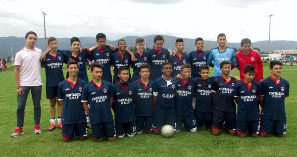 Ceif Campeon Torneo Arrayanes Pre Temporada 2017 Pre juvenil