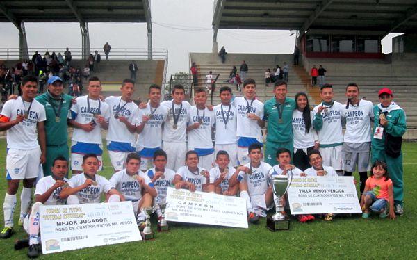 Centenario Campeon Futuras Estrellas