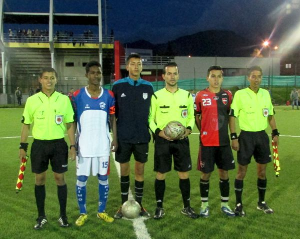 Centenario vs Newells Boys