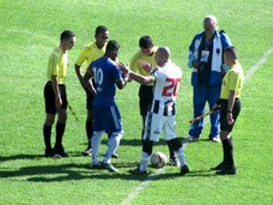 Centenario vs Olaya