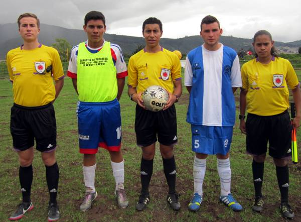Centenario vs Villa de las Palmas