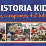 PRÓXIMO MIÉRCOLES, LANZAMIENTO OFICIAL DEL CHAMPIONS KIDS