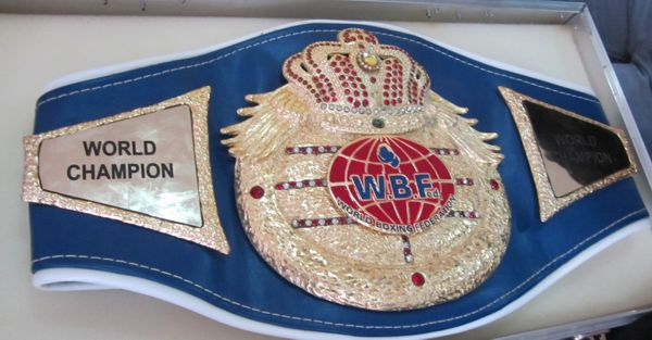 Cinturon Super Mediano Boxeo