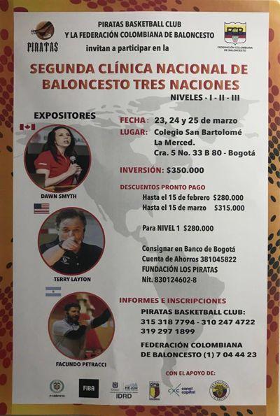 Clinica Nacional de Baloncesto Tres Naciones (1)