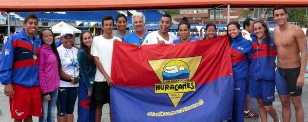 Club Huracanes - Campeu00F3n Por Medallas