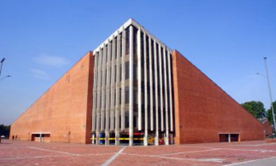 Coliseo El Salitre