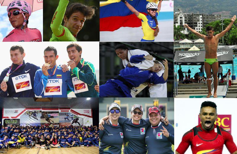 Colombia 2017 Marca Histórica