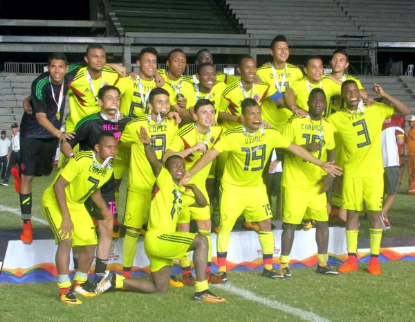 Colombia Campeón