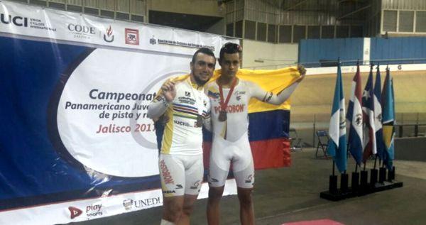 Colombia Campeon panamericano de ciclismo