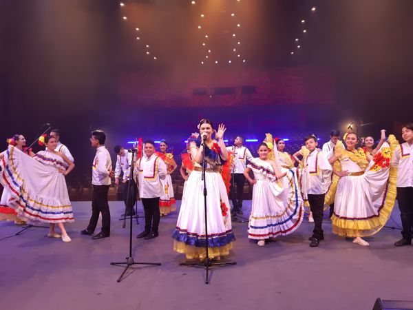 LLEGA LA VERSIÓN XIX DEL FESTIVAL COLOMBIA CANTA Y ENCANTA