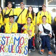 COLOMBIA, SEGUNDO EN JUEGOS PARAPANAMERICANOS