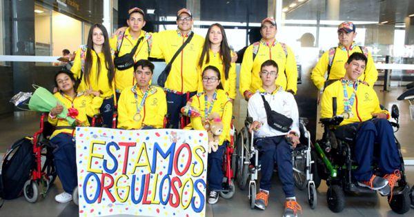 Colombia Parapanamericanos