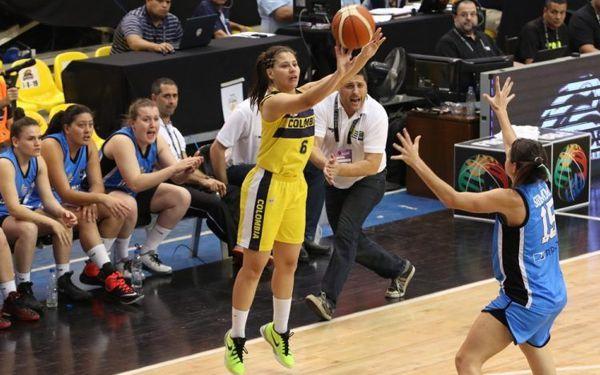Colombia Subcampeon Sudamericano Sub 17 Baloncesto Femenino