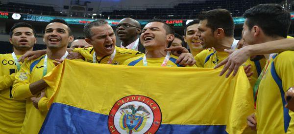 Colombia campeón futsal