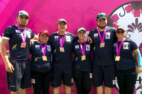 Colombia campeón mundial arco compuesto