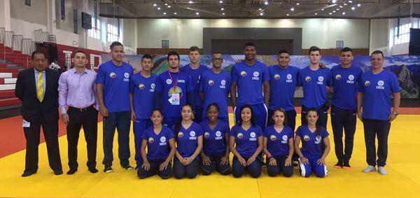 Colombia campeon copa panamericana judo