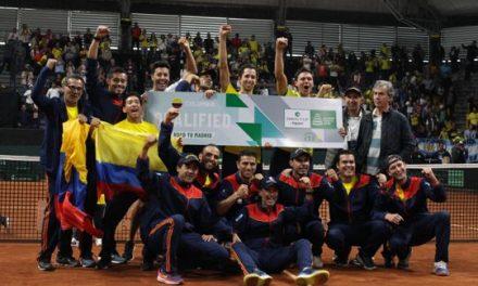 COLOMBIA VIAJARÁ A ITALIA PARA AFRONTAR LAS FINALES DE LA COPA DAVIS