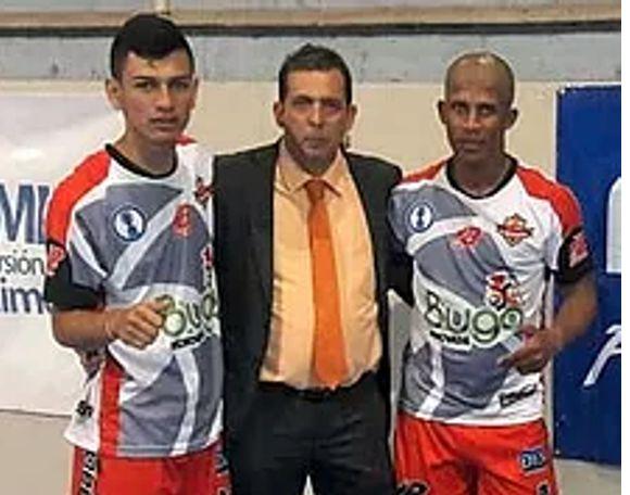 Colombia definio 13 guerreros futsal foto