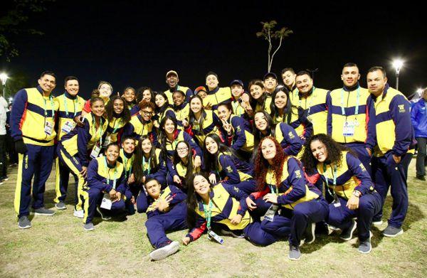Colombia en Buenos Aires