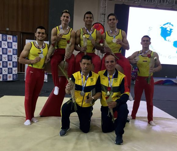 Colombia obtuvo cupo a panamericanos gimnasia lima