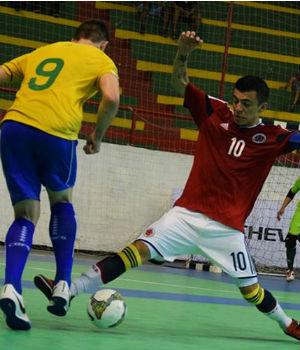 Colombia perdió ante Peru