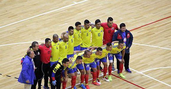 Colombia regresa con su propio botín