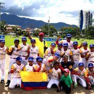 ¡COLOMBIA SUBCAMPEÓN! PANAMERICANO DE BÉISBOL SUB 10