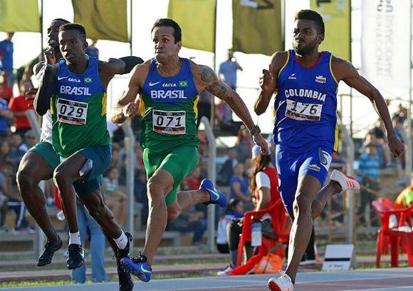Colombia sumó 9 oros en suramericano atletismo