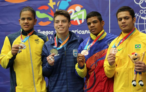 Colombia suma 27 medallas Juegos de la Juventud
